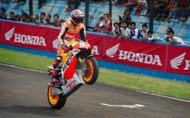 MotoGP & Kharisma Marc Marquez Untungkan Honda