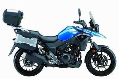 Suzuki Siap Luncurkan Motor Adventure Penantang BMW G310 GS