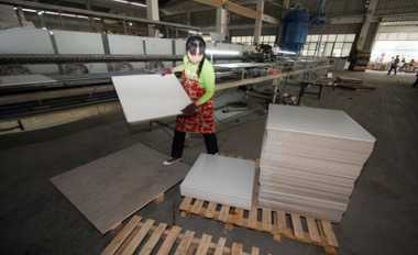 \Industri Keramik dan Kaca Paling Terpukul Harga Gas Tinggi\