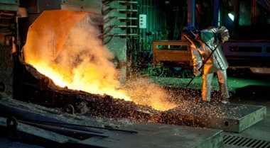 \Sudah 23 Perusahaan Bangun Smelter   \