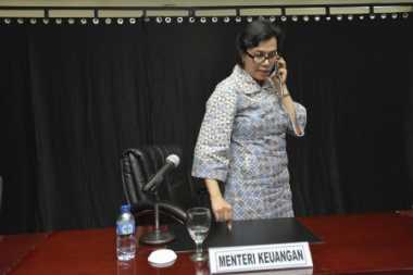 \Sri Mulyani: Infrastruktur Harus Menjadi Fondasi Ekonomi Nasional\