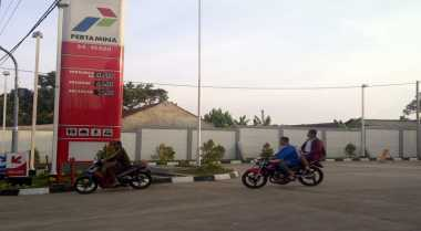 \Harga BBM di Jakarta dan Papua Sama, Ini Komentar Pengusaha SPBU\