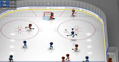 Ini Game Hockey Seru di Android (2-Habis)
