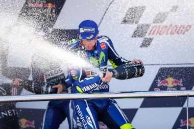 Lima Fakta yang Belum Diketahui soal Valentino Rossi (2-Habis)