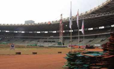 \Direnovasi, GBK Akan Penuhi Standar Internasional Arena Olahraga\