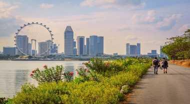\Mulai Pulih, Penjualan Rumah Pribadi di Singapura Naik 9%\