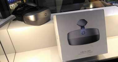 Teknologi VR DeePoon M2 Saingi Oculus Rift