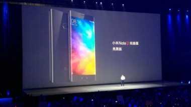 Xiaomi Mi Note 2 Hadang Le Pro 3
