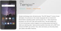 Berbekal Snapdragon 210, ZTE Tempo vs Acer Liquid Z320
