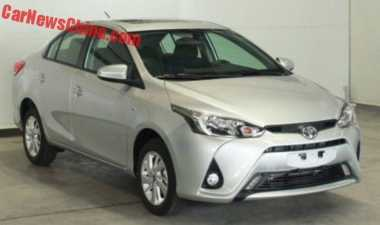 Toyota Luncurkan Yaris Sedan Berbanderol Rp133 Juta