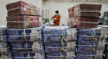 \Defisit Rp330 Triliun, Pemerintah Cari Utang hingga Investasi\