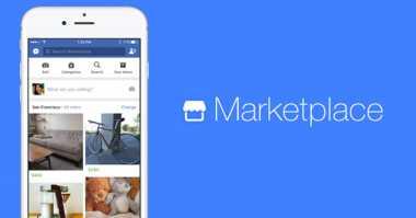 Facebook Klaim Marketplace Belum Hasilkan Keuntungan