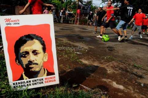 Pernyataan SBY Kode untuk Jokowi Lanjutkan Kasus Munir