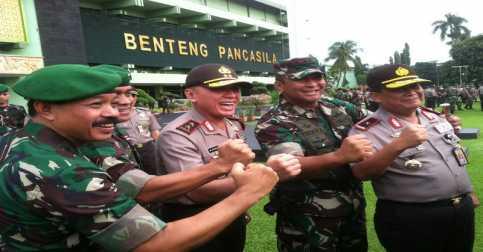 100 Titik di Ibu Kota Rawan Terjadi Benturan dalam Pilgub DKI 2017