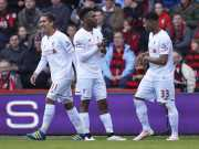 Sepakan Sturridge Buka Keunggulan Liverpool atas Tottenham