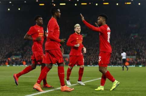Liverpool Lolos ke Perempatfinal Piala Liga Inggris Usai Tundukkan Tottenham 2-1