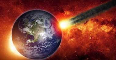 Kehancuran Bintang dan Planet saat Kiamat Menurut Alquran