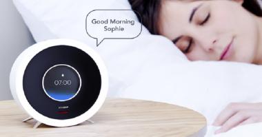 Perangkat Jam Alarm Pintar Ini Dibekali Teknologi AI