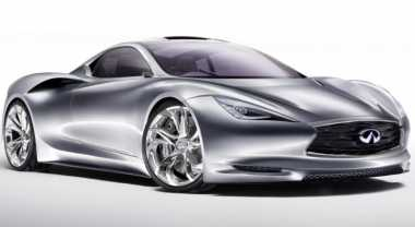 Infiniti Bidik China untuk Pasarkan Mobil Listrik Pertamanya