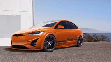 Tesla Model X, McLaren MP4 & Nissan GT-R Berdandan untuk SEMA