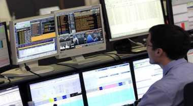 \Naik 53%, Bursa Suspensi Saham Trada Maritime\