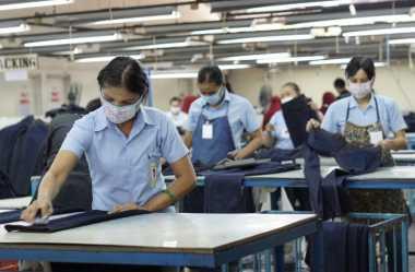 \BKPM: Penyerapan Tenaga Kerja Turun 22% di Kuartal III\