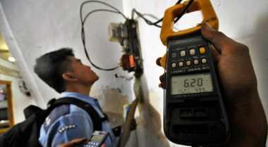 \Rasio Elektrifikasi Indonesia Hampir 90%   \