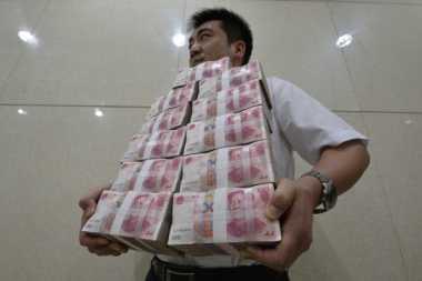 \TERPOPULER: Daftar 10 Orang Paling Tajir di China   \