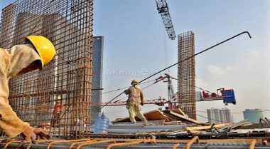 \ TOP BISNIS: Anggaran Infrastruktur Naik hingga Dunia Penuh Ketidakpastian\