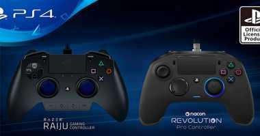 Saingi Xbox One, Sony Hadirkan 2 Controller Terbaru untuk PS4