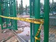 Panji Tewas Tersengat Listrik saat Kerjakan Lampu <i>Islamic Center</i>