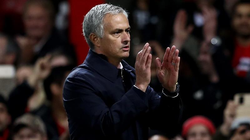 Tumbangkan Man City di Old Trafford, Mourinho: Kami Pantas Menang!