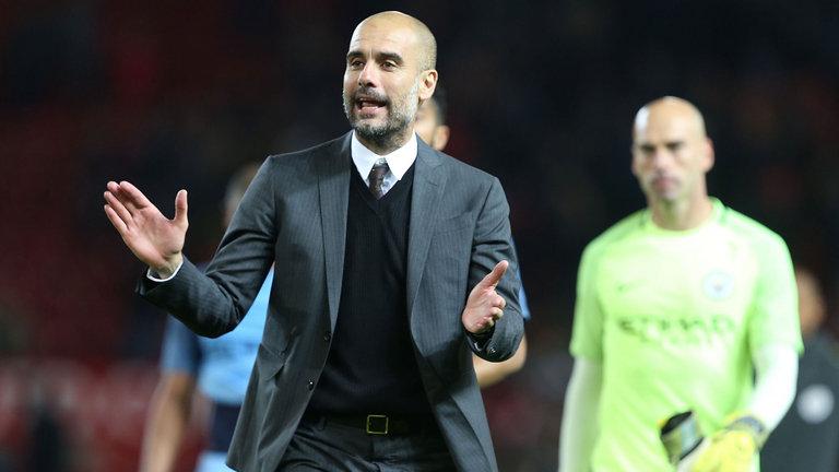 Man City Takluk di Old Trafford, Pep Guardiola Tak Terlalu Sedih