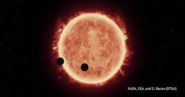 """Proxima b Centauri"" Diduga Miliki Unsur untuk Kehidupan"