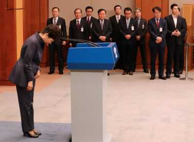 Kepala Staf Kepresidenan Korsel Mundur Akibat Skandal