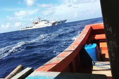 Filipina: Kapal China Telah Tinggalkan Wilayah Sengketa
