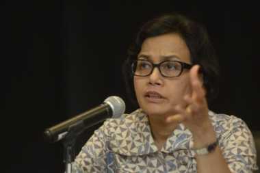 \Sri Mulyani Dorong BUMN Terbitkan Sukuk\