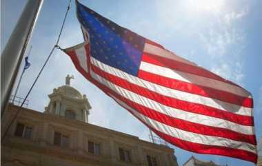 \Ekonomi Amerika Tumbuh 2,9%, Tertinggi dalam 2 Tahun\