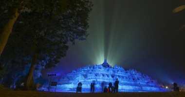 \Pariwisata Borobudur, Mandalika dan Danau Toba Dapat Rp766 Miliar\