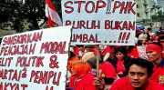Tetapkan UMP Berdasarkan PP 78/2015, Buruh Siap Mogok