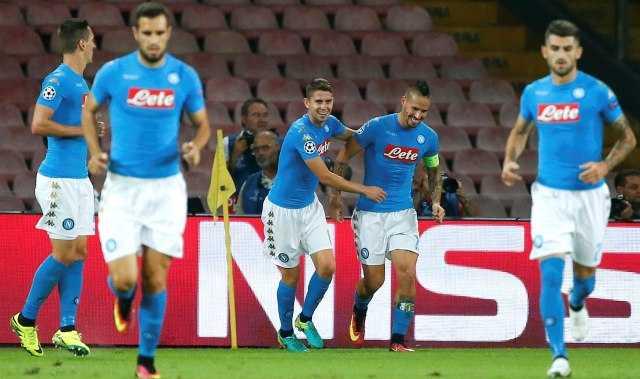 Hamsik: Napoli Tak Pernah Takut dengan Juventus!
