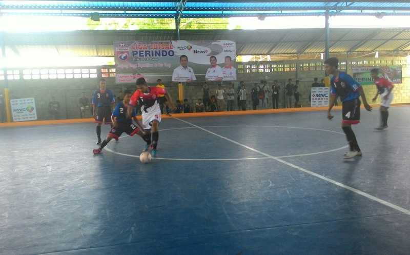 Liga Futsal Perindo Provinsi Aceh Disambut Hangat Para Peserta