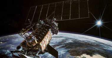 Satelit Milik Angkatan Udara Amerika Serikat Meledak