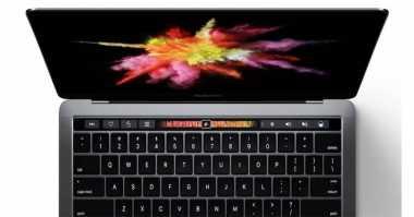 Susul Microsoft, Apple Hadirkan MacBook Pro dengan Touch Bar