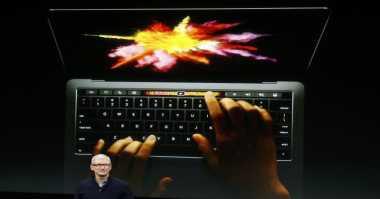 Touch Bar di MacBook Terbaru, Apa Fungsinya?