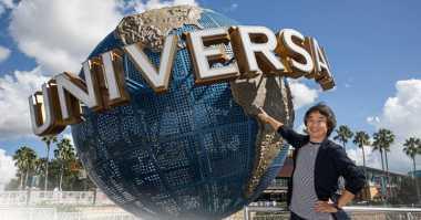 Nintendo Bawa Tokoh Mario ke Universal Theme Park