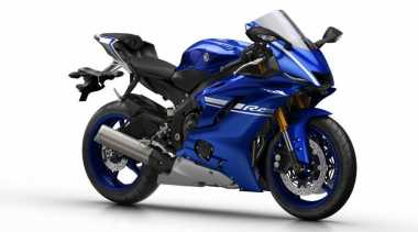 Yamaha YZF-R25 Bersolek dengan Tampilan Lebih Sporty