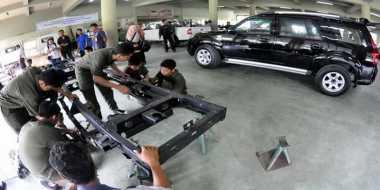 SMK Akan Dilibatkan dalam Proyek Mobil Perdesaan