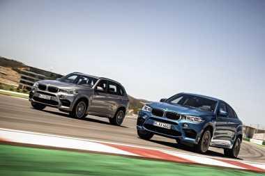 Hadang Mercedes Benz 'AMG', BMW Tambah Jajaran SUV 'M Series'
