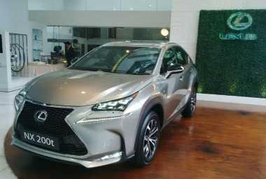 Mobil SUV Bantu Lexus Indonesia Capai Penjualan 1.000 Unit